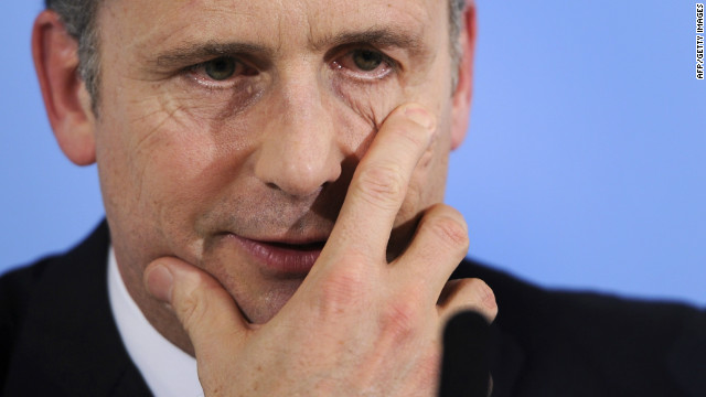Hildebrand quits Swiss National Bank