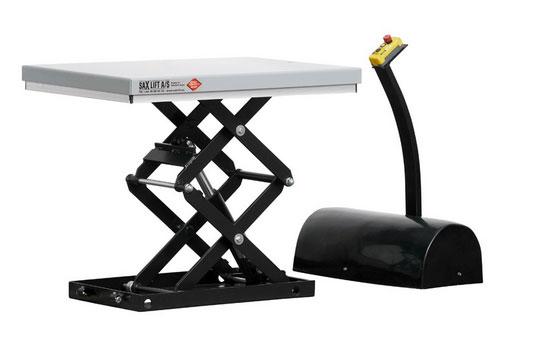 Top 5 benefits of Vertical scissor lift tables