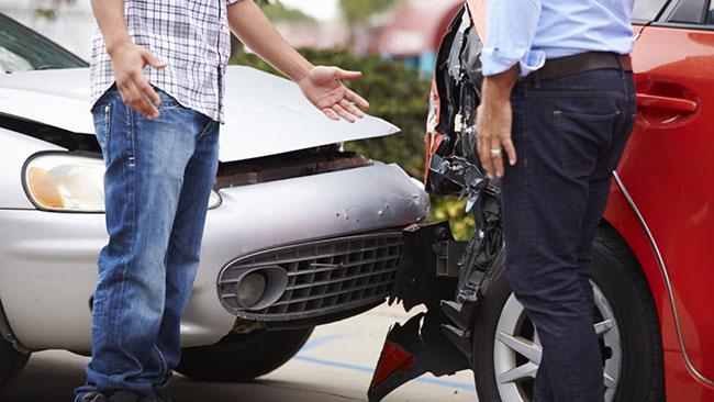 California Car Crashes: How to Determine Fault